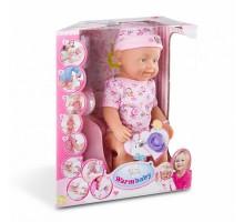 Пупс функциональный Warm Baby - 8004-408А