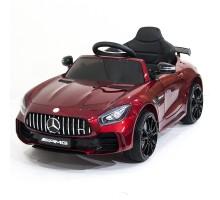 Детский электромобиль Mercedes Benz AMG GT R 2.4G - Red - HL288-RED-PAINT