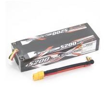 Аккумулятор Sunpadow Li-Po 11.1V 5200 40C S XT60 plug - SP-5200-3-40C-S-X