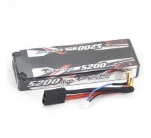 Аккумулятор Sunpadow Li-Po 7.4V 5200 45C Slim TRX plug - SP-5200-2-45C-S-T