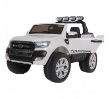 Детский электромобиль Dake Ford Ranger White 4WD MP4 - DK-F650-W
