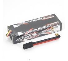 Аккумулятор Sunpadow Li-Po 11.1V 5200 40C S TRX plug - SP-5200-3-40C-S-T