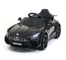 Детский электромобиль Mercedes Benz AMG GT R 2.4G - Black - HL288