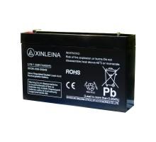 Аккумулятор XINLEINA 6V7Ah/20Hr - 3-FM-7