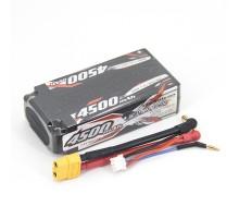Аккумулятор Sunpadow Li-Po 7.4V 4500 40C SH XT60 plug - SP-4500-2-40C-SH-X