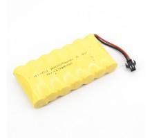 Аккумулятор Ni-Cd 8.4v 700mah YP - NICD-84F-700-YP