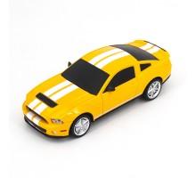 Радиоуправляемая машина Ford Mustang Yellow 1:24 - 27050-Y