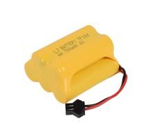 Аккумулятор Ni-Cd 6V 700 mAh AA - NICD-6O-700-YP