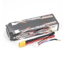 Аккумулятор Sunpadow Li-Po 7.4V 7600 45C S XT60 plug - SP-7600-2-45C-S-X