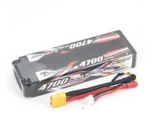 Аккумулятор Sunpadow Li-Po 7.4V 4700 40C S XT60 plug - SP-4700-2-40C-S-X