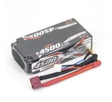 Аккумулятор Sunpadow Li-Po 7.4V 4500 40C SH Deans plug - SP-4500-2-40C-SH-D