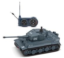 Радиоуправляемый танк Great Wall Tiger (серый, 49MHz, 1:72) - 2117-4
