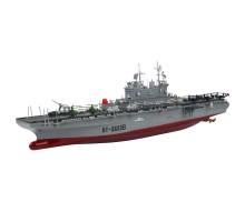 Радиоуправляемый корабль Heng Tai десантный корабль Wasp 1:350 2.4G - HT-3833B