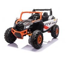 Детский электромобиль XMX Багги (оранжевый, EVA, 4WD, 24V) - XMX613-4WD-24V-ORANGE