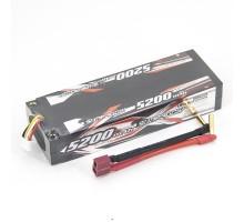 Аккумулятор Sunpadow Li-Po 11.1V 5200 40C S Deans plug - SP-5200-3-40C-S-D