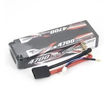Аккумулятор Sunpadow Li-Po 7.4V 4700 40C S TRX plug - SP-4700-2-40C-S-T