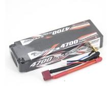 Аккумулятор Sunpadow Li-Po 7.4V 4700 40C S Deans plug - SP-4700-2-40C-S-D