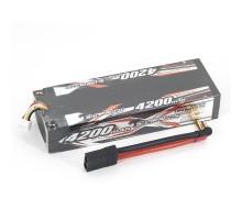 Аккумулятор Sunpadow Li-Po 11.1V 4200 40C S TRX plug - SP-4200-3-40C-S-T