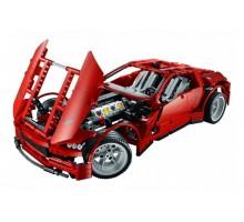 Конструктор 20028 Суперавтомобиль (Super car) - Technic 8070